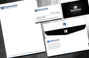 Automotive Business Card Design 1062822