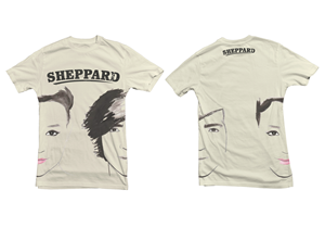 "Icon Design job – Logo for ""Sheppard"" the band – Winning design by Kristen Karlson Graphic Design"