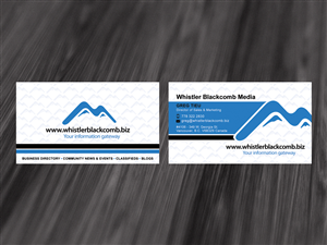 Portal Business Card Design 1069140