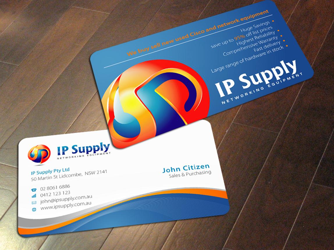 Elegant, Modern, Business Business Card Design for Daniel Vu by Nila ...