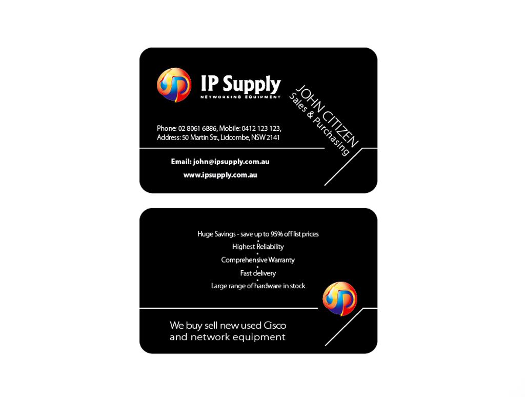 Elegant, Modern, Business Business Card Design for Daniel Vu by ...