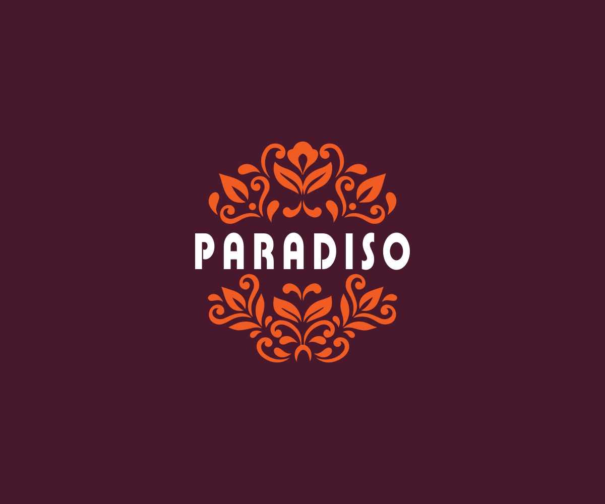 wedding logo design for paradiso by j mahesh design 3909355