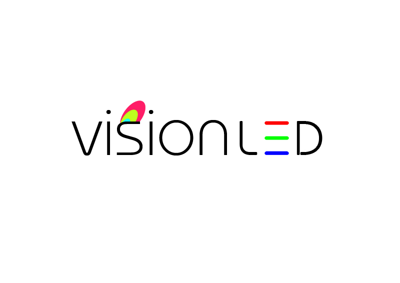 elegant upmarket industry logo design for vision led