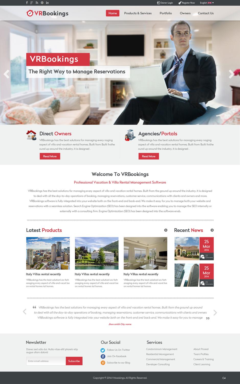 Software Web Design For Trading Estate Service S R L By Pb Design 3879062