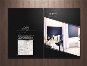 Brochure Design by Vixer - Bass Brochure
