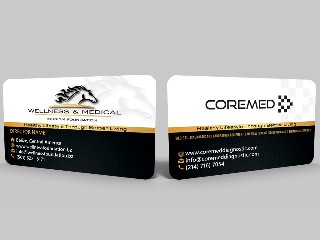 Business Card Design by Hardcore Design