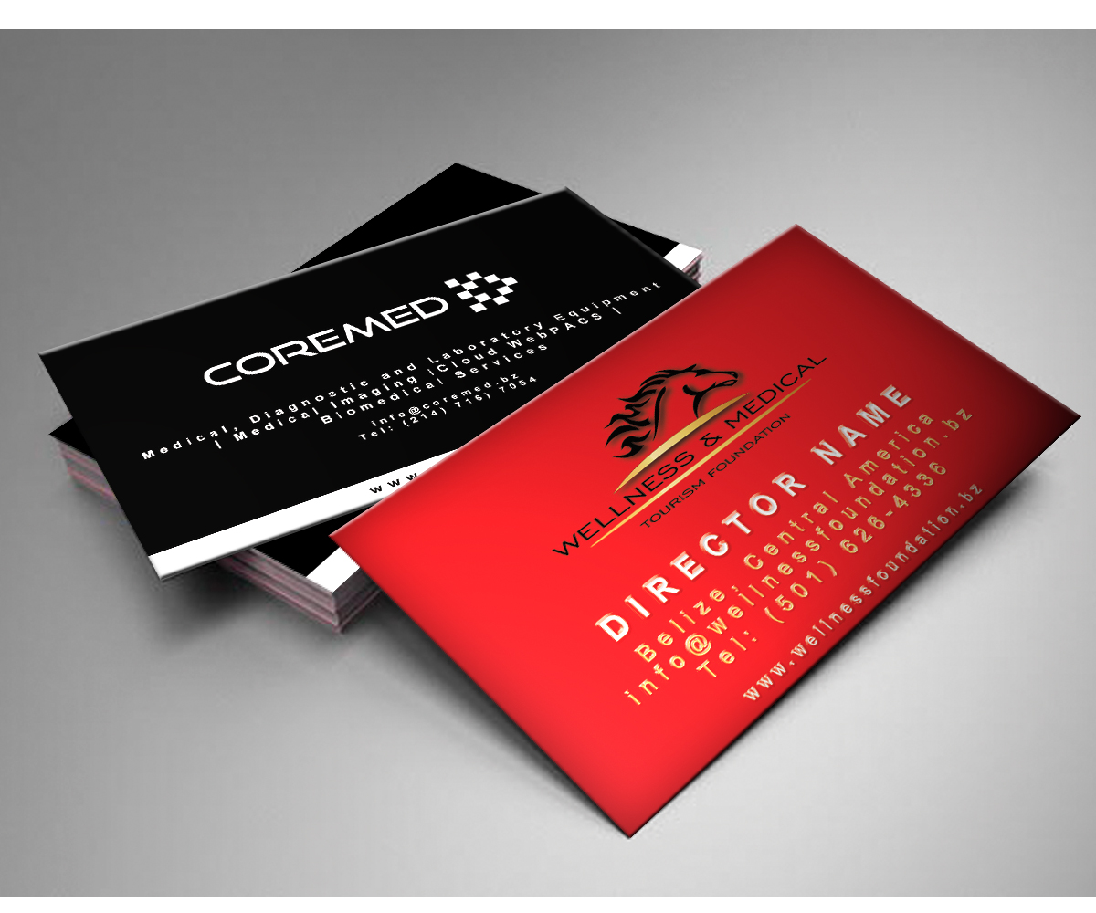 Upmarket, Masculine Business Card Design for Outback Ranch by m.a ...