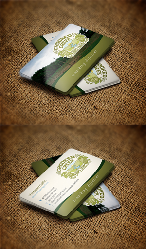 Green business card designs page 36 green business card design by harshan colourmoves