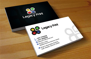 Business Card Design by Hardcore Design