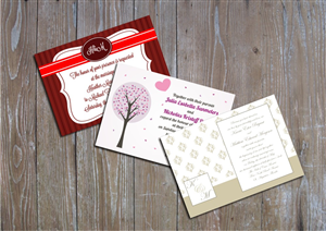 Invitation Design by Amduat
