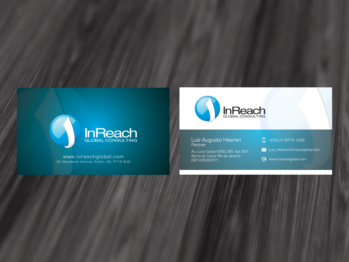 106 Professional Business Card Designs | Business Business Card ...