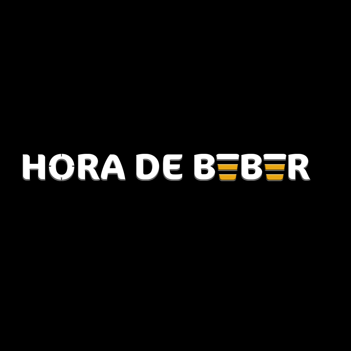 Logo Design for Hora de Beber by Adeel Hanif® | Design #3891755