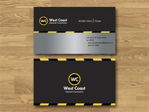 Business Card Design By Adrian P For This Project