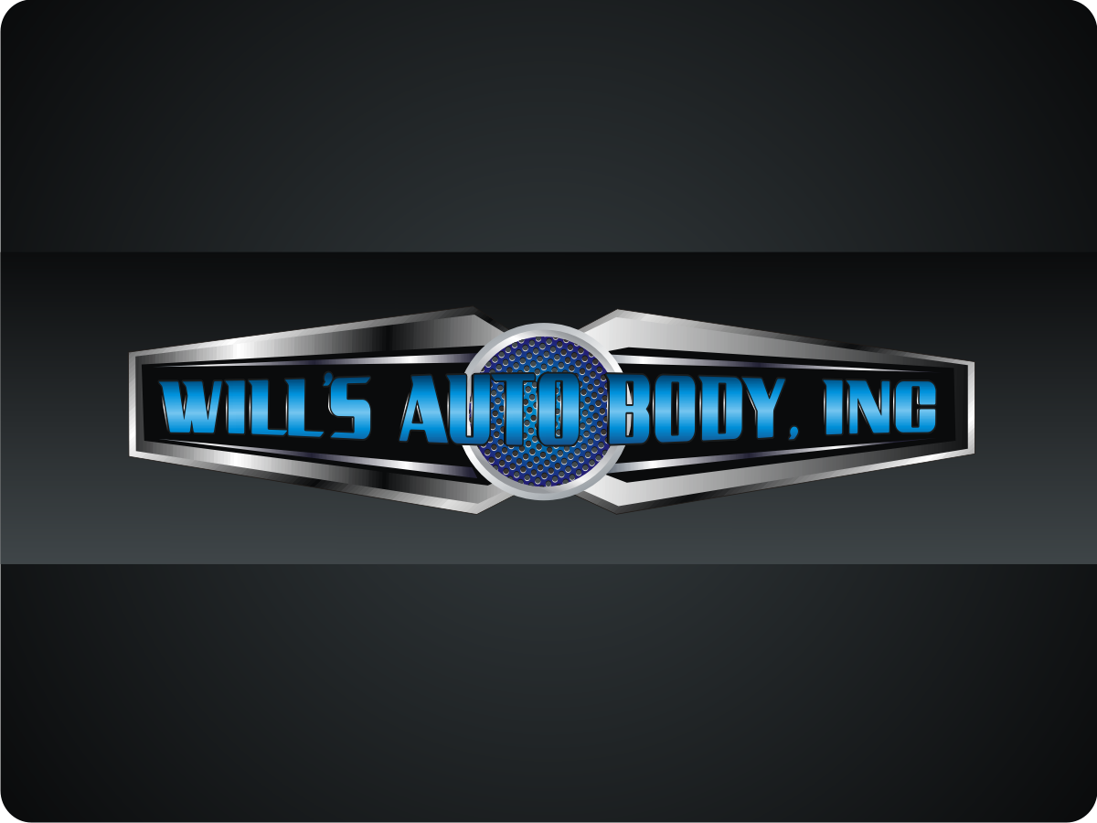 Serious Modern Small Business Graphic Design For Will S Auto Body