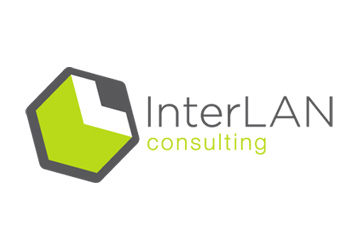 Logo Design by 09 Lab for Logo Design for InterLAN Consulting. Inc - Design #3902
