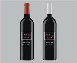 Label Design by loistudio - Creating a Label for the Wine