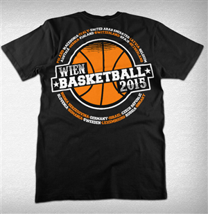 t shirt design by alexandesigns alexandesigns - Basketball T Shirt Design Ideas