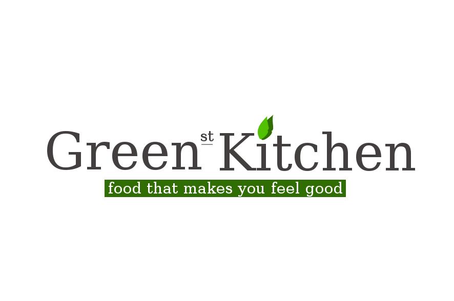 Logo Design For Green Street Kitchen By Darshana Design 3923710