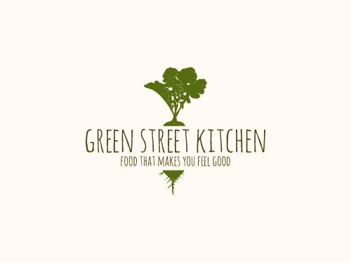 Logo Design For Green Street Kitchen By Hoopoe Design 3908076