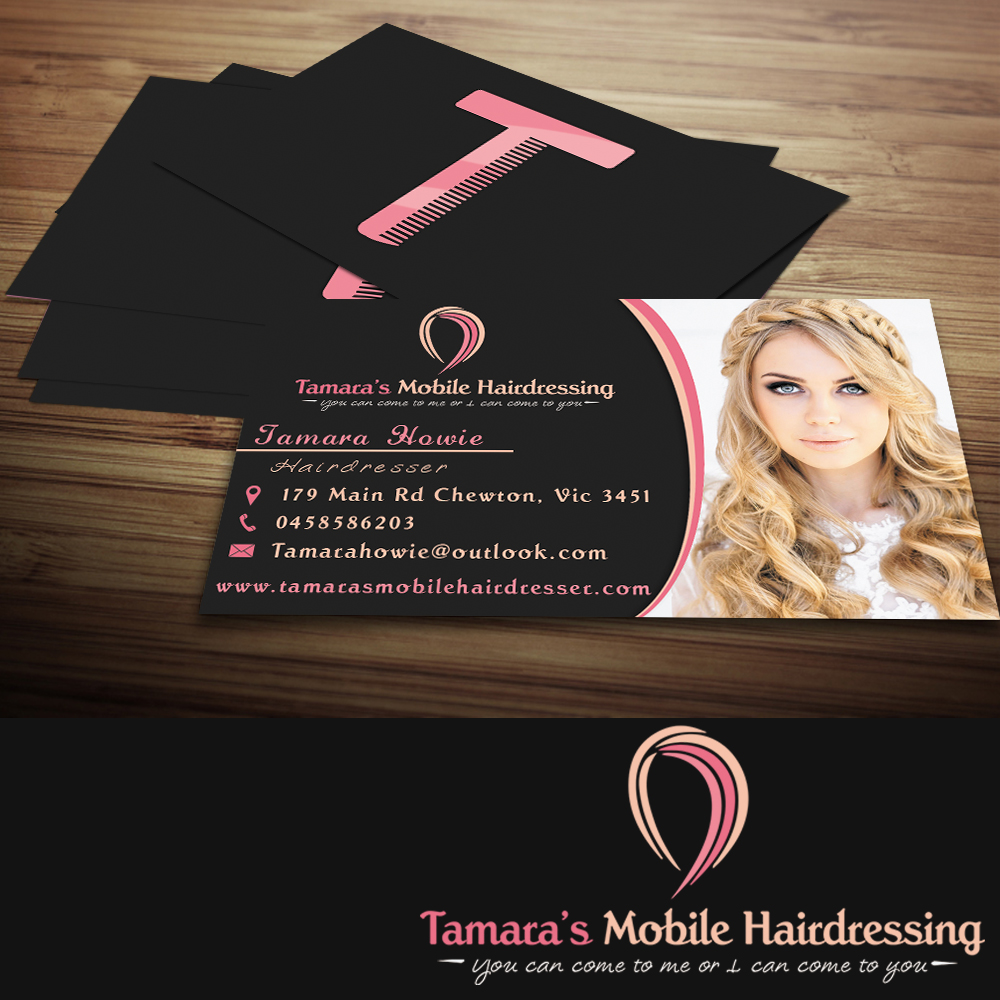 hairdressers business cards - Ideal.vistalist.co