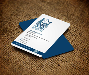 Veterinary Business Card Design Galleries for Inspiration