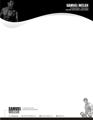 Letterhead Design Ideas law firm letterhead design by cyan designs Training Letterhead Design By Lovepreet Graph