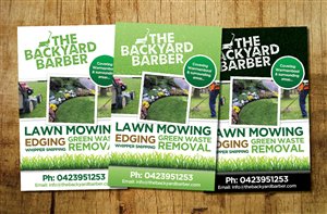 Lawn Care Flyer Design Galleries for Inspiration