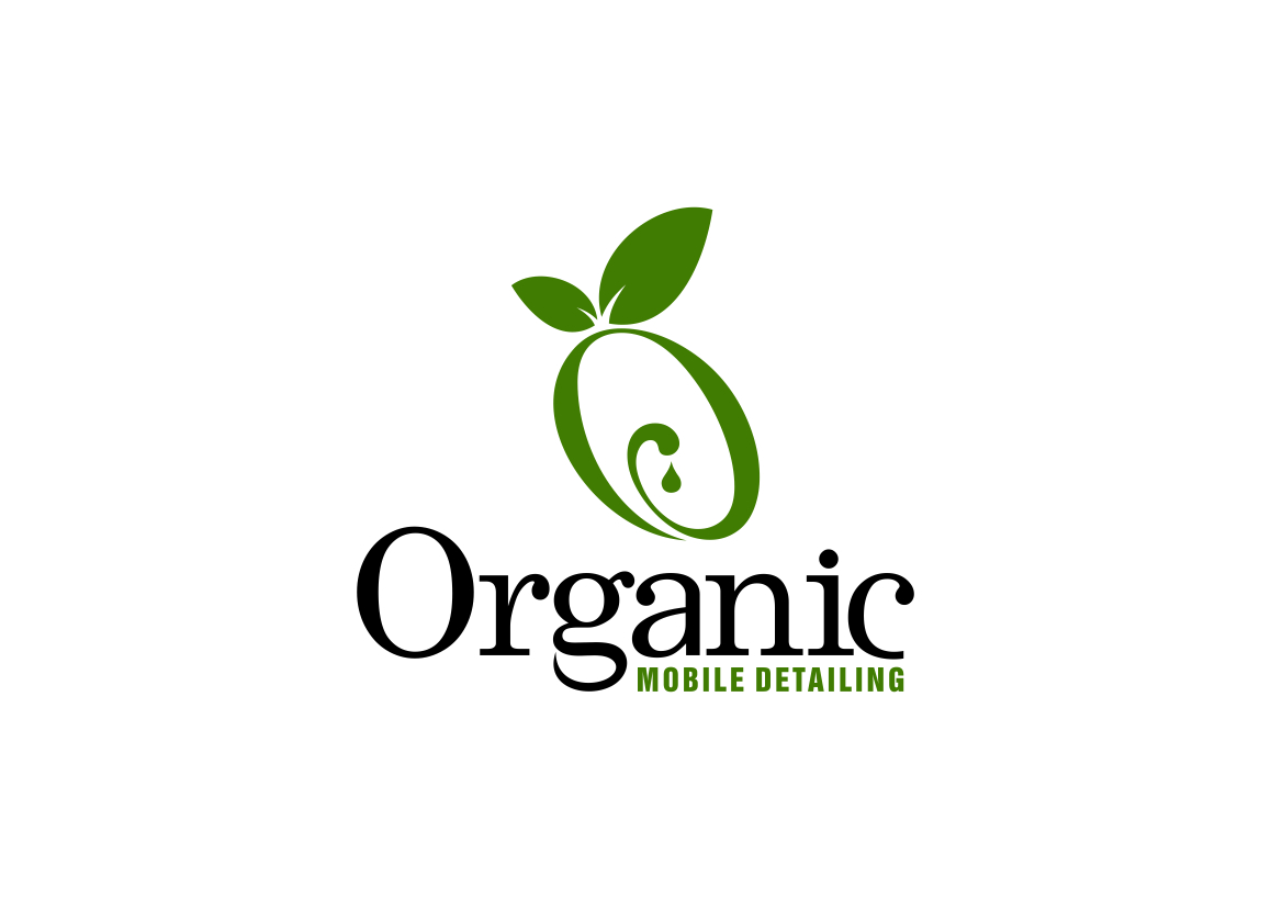 It Company Logo Design For Organic Mobile Detailing By