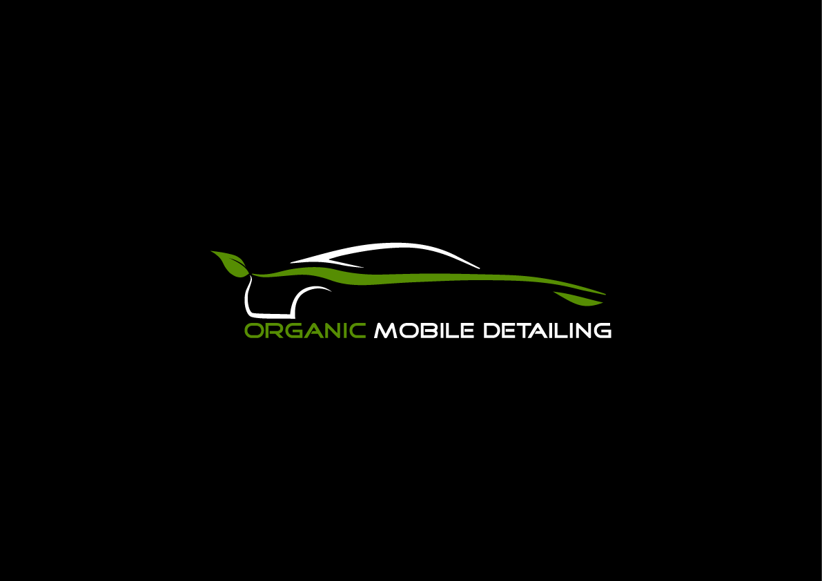It Company Logo Design For Organic Mobile Detailing By Mr Hammer