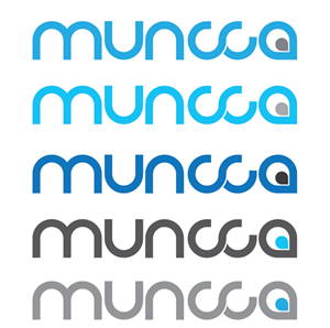 Logo Design by Design Possibilities - Logo for web intelligence startup muncca