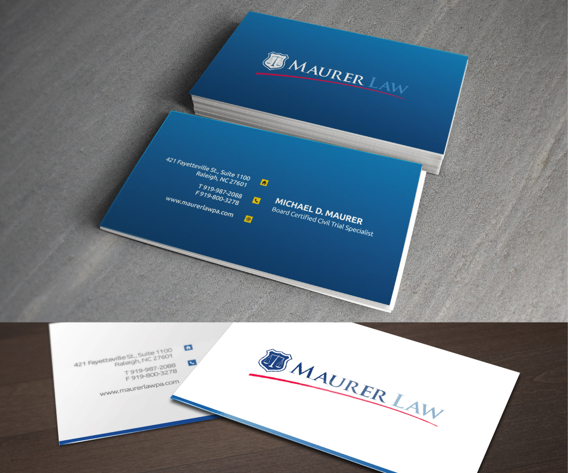 Law firm business card design for a company by ideaz2050 design business card design by ideaz2050 for this project design 3934328 colourmoves
