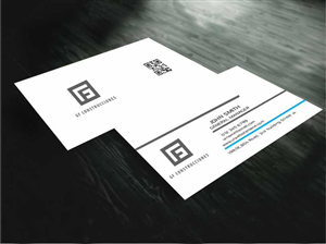 business card design for giovanni germ n by ideaz2050 design 3936488. Black Bedroom Furniture Sets. Home Design Ideas