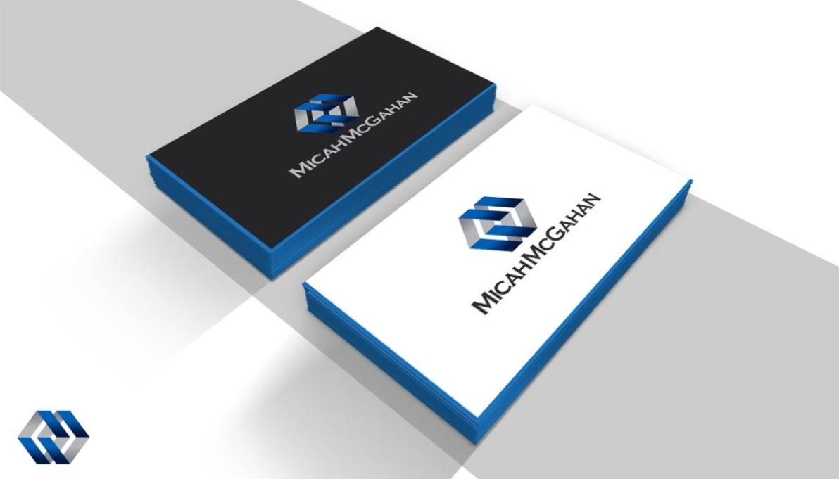 Traditional serious realtor logo design for micah mcgahan by logo design by sakura miyuki for this project design 4642766 colourmoves