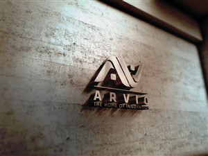Logo Design by PinworksDesign - Arvio