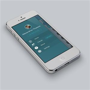 App Design by sensor - Mobile Application for Friend Tagging: