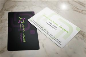 26 Simple Business Card Designs Massage Business Card Design