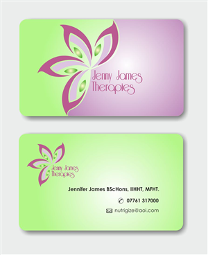 26 simple business card designs massage business card design business card design by inesero for this project design 3961217 colourmoves