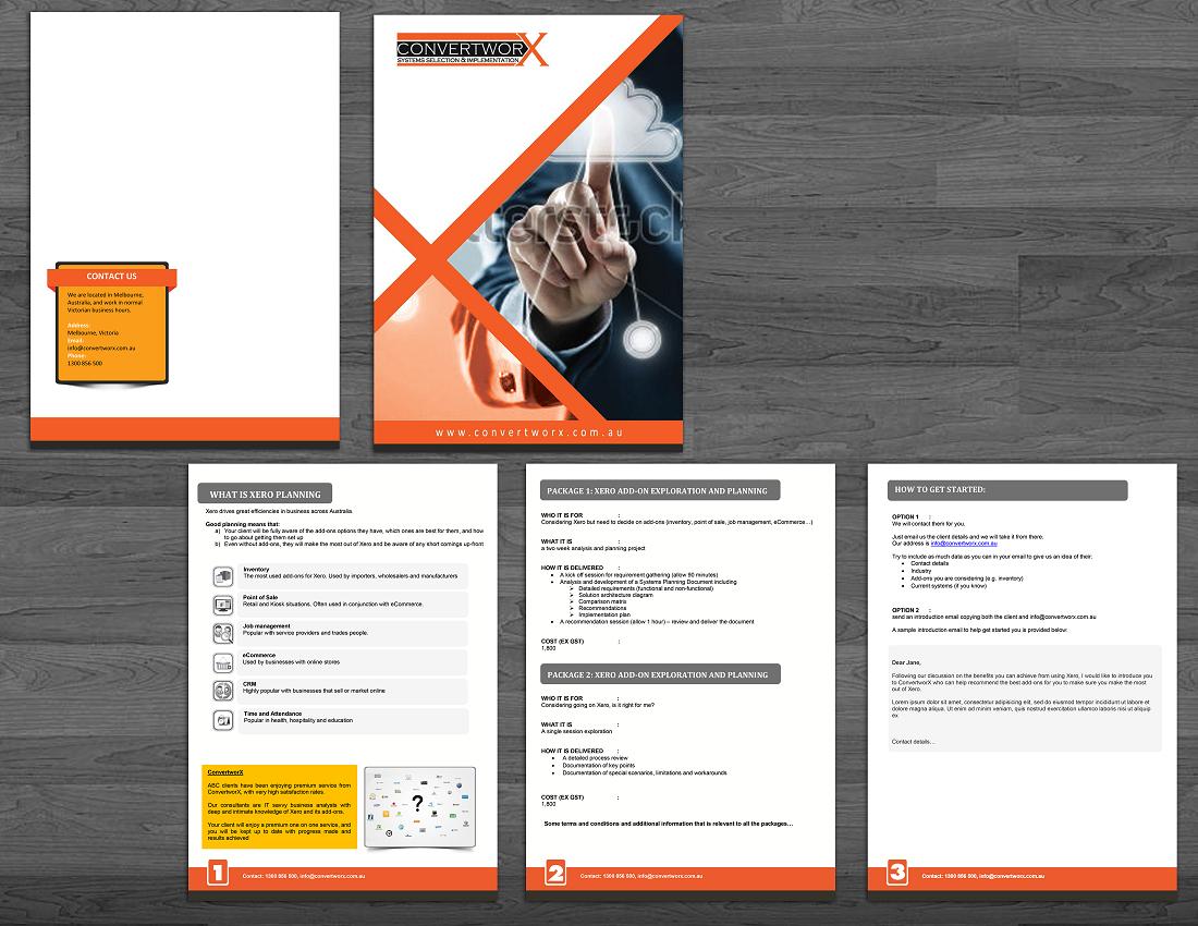 12 professional brochure designs it professional brochure design