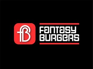 Logo Design by Artvertising - Fantasy Burgers Logo