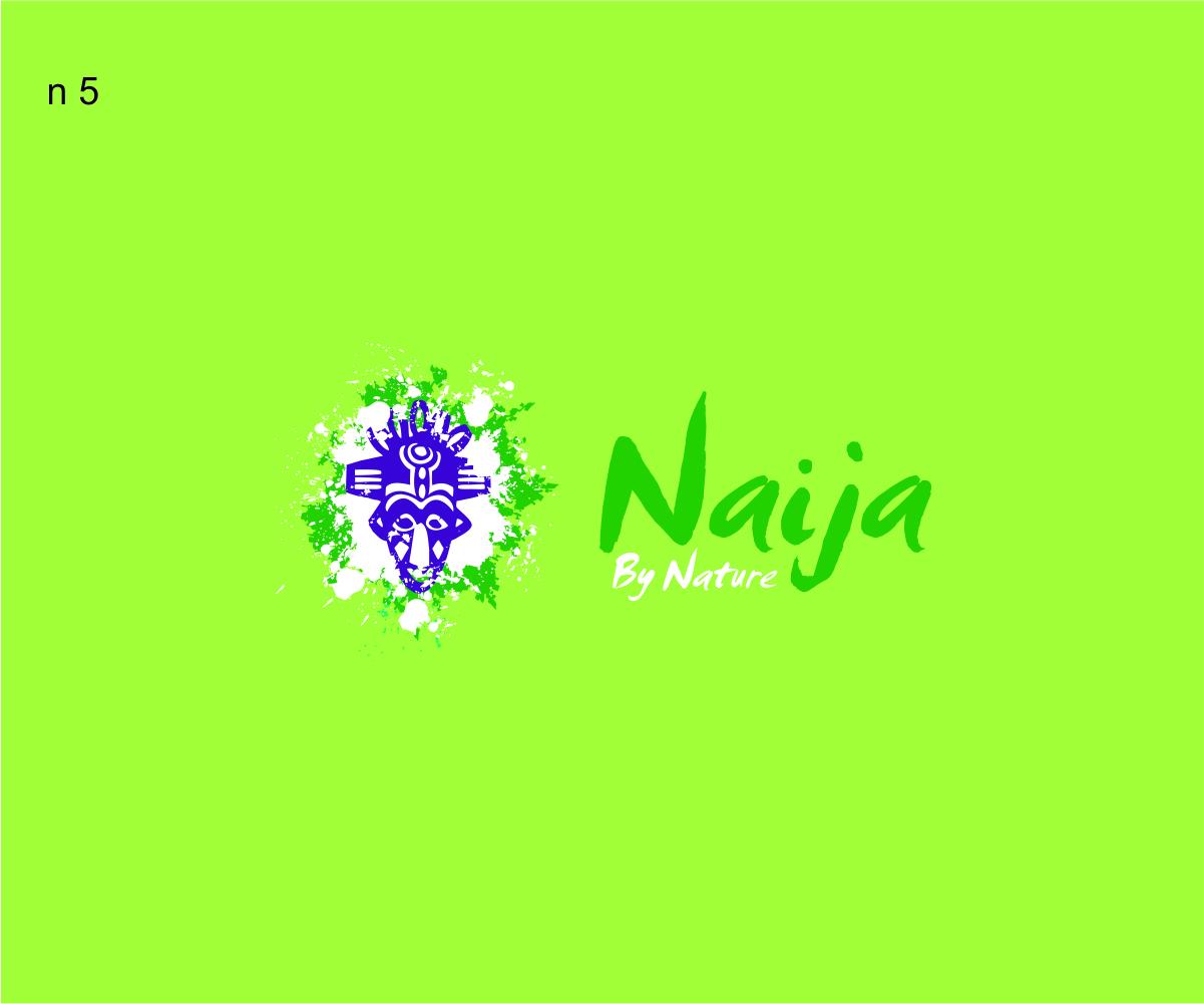 Naija by Nature Logo by Logocraft