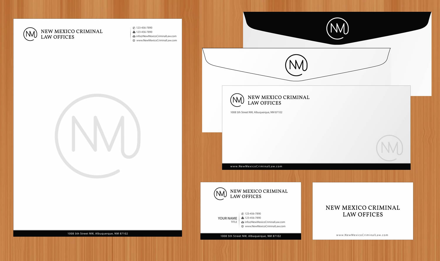91 Professional Stationery Designs For A Business In