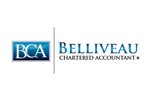 Logo Design by shahrul nizam - Belliveau Chartered Accountant