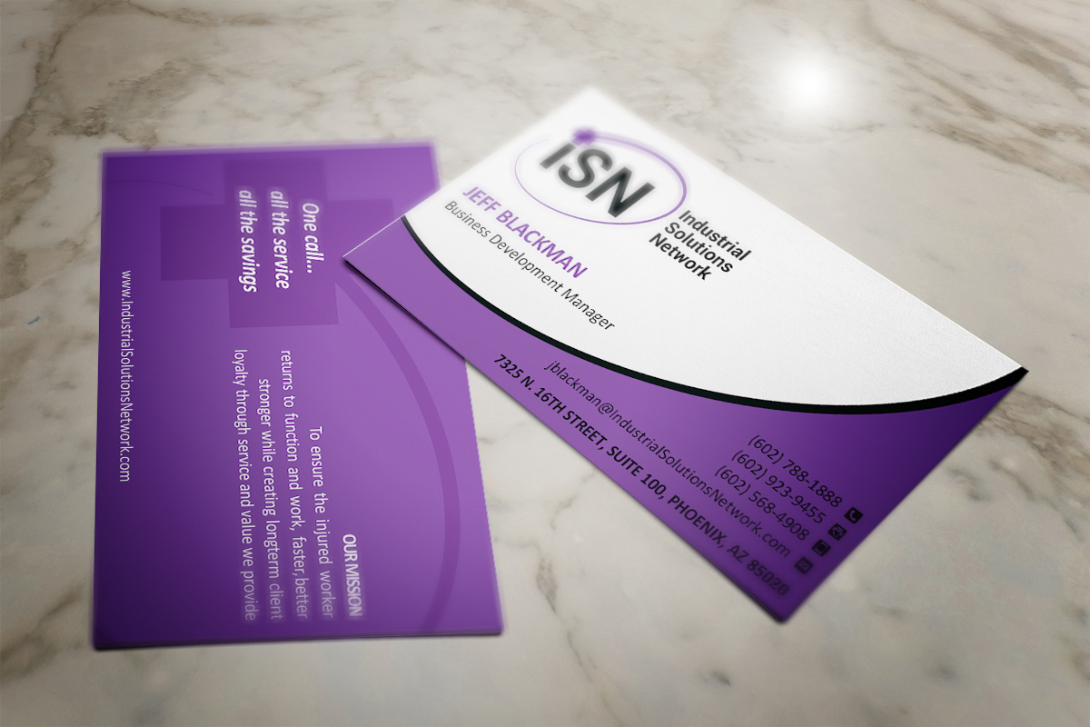 Business Card Design for Laurel Stoimenoff by MT | Design #4017490