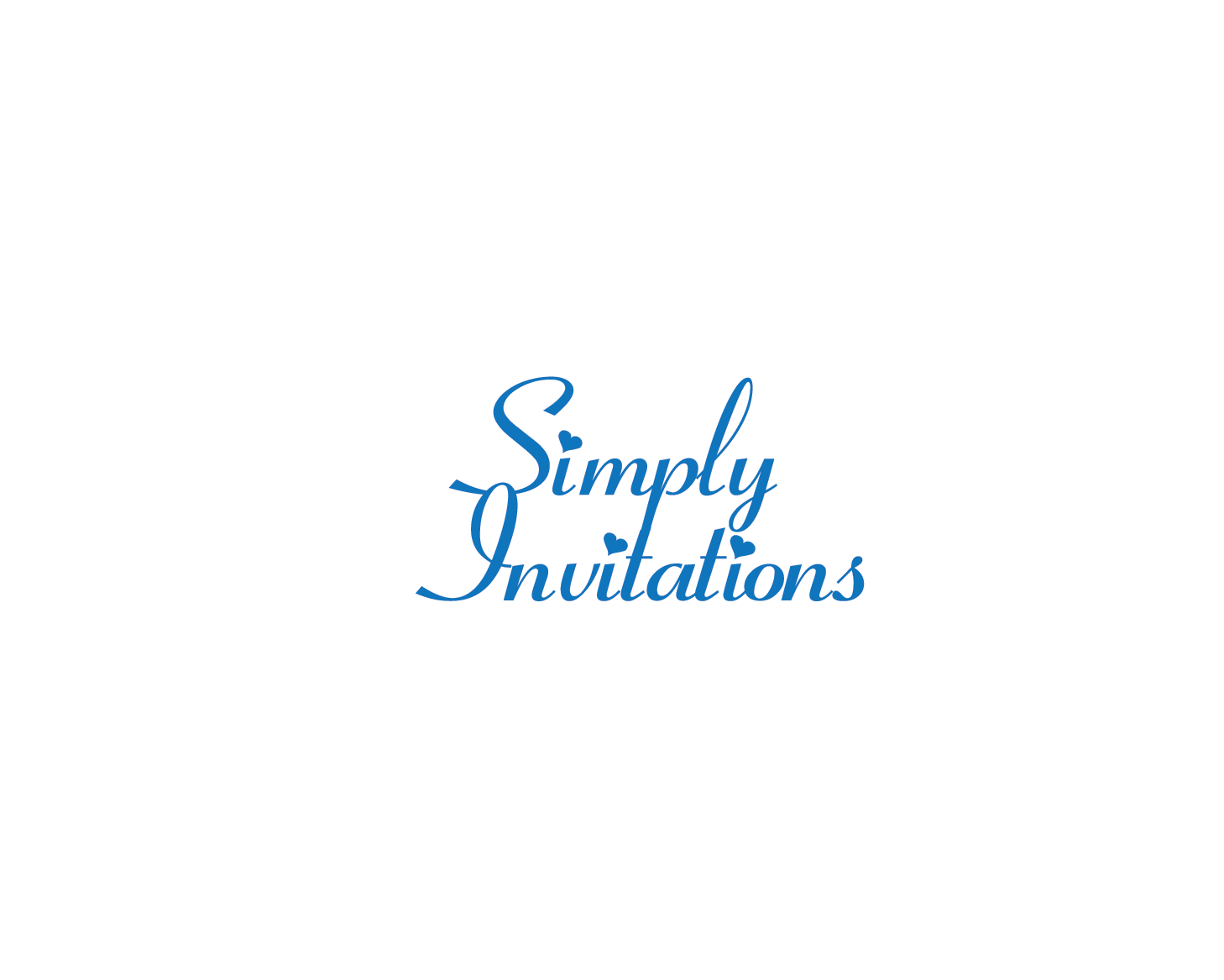Elegant, Traditional, Wedding Logo Design for Simply Invitations by ...