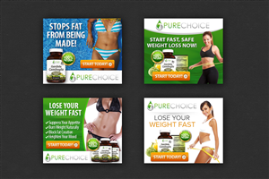 19 Banner Ad Designs Weight Banner Ad Design Project For Telrev Llc