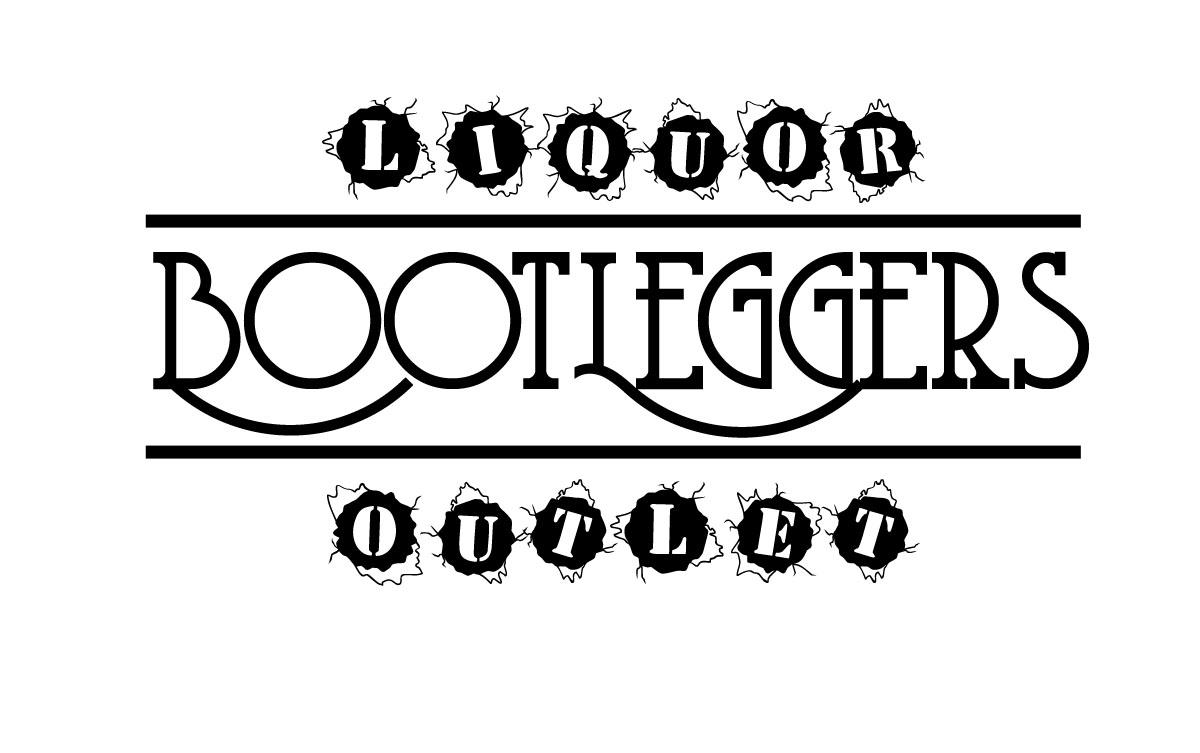 Elegant, Playful, Shopping Logo Design for Bootleggers