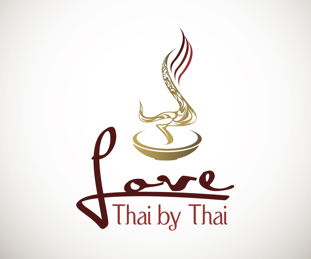 thai restaurant logo design
