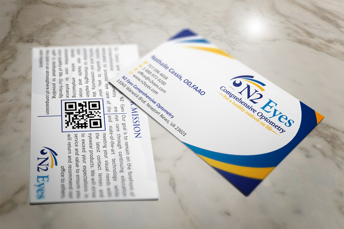 Education Business Card Design For A Company By Mt Design 4028185