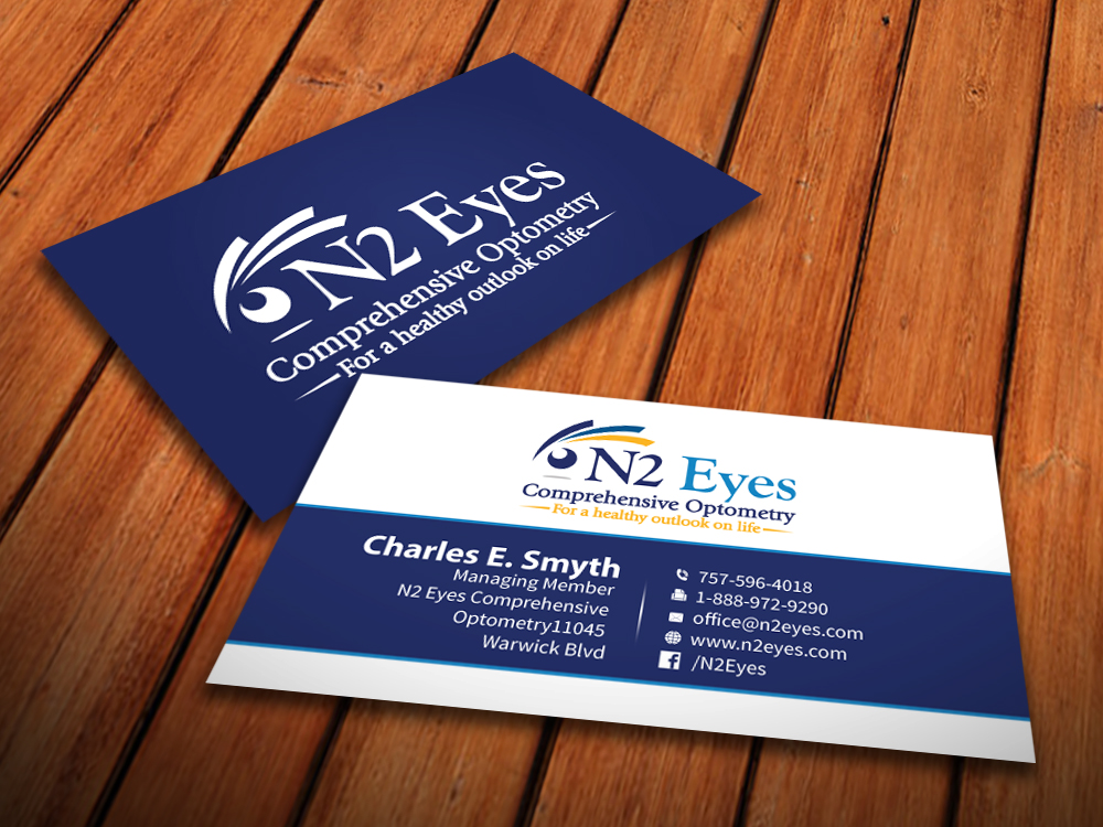 Education Business Card Design For A Company By Mediaproductionart