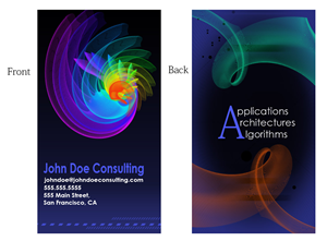 Business Card Design Contest Submission #142030